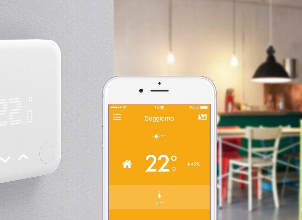 termostati intelligenti
